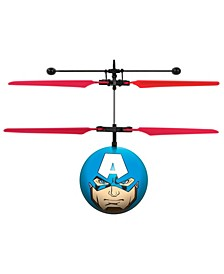 Avengers Captain America IR UFO Ball Helicopter