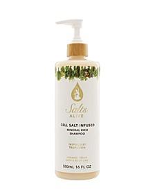 Cell Salt Infused Shampoo feat. Hemp Seed Oil