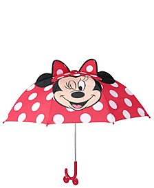 Girl's Minnie Mouse Umbrella