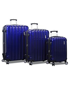 Titan 3-Pc. Hardside Spinner Luggage Set