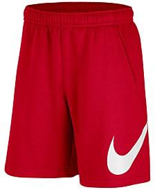 Sportswear Club Fleece Logo Shorts