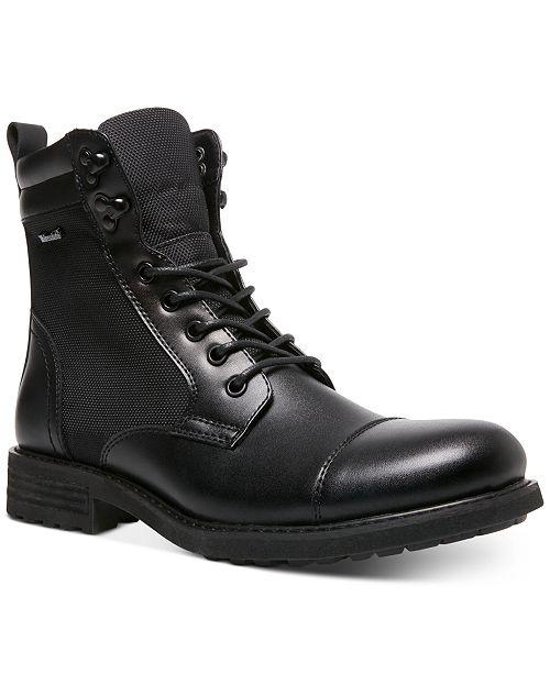 Steve Madden Men's Hudson Water Resistant Jack Boots