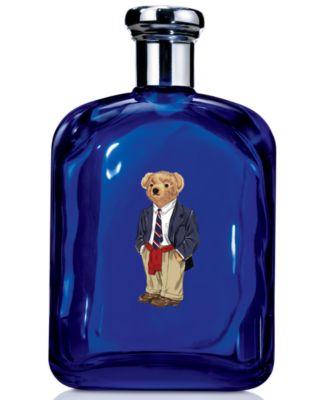 Men's Polo Blue Eau de Toilette Bear Edition, 6.7-oz.