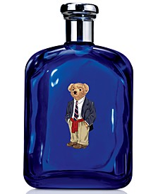 Men's Polo Blue Eau de Toilette Bear Edition, 6.7-oz.
