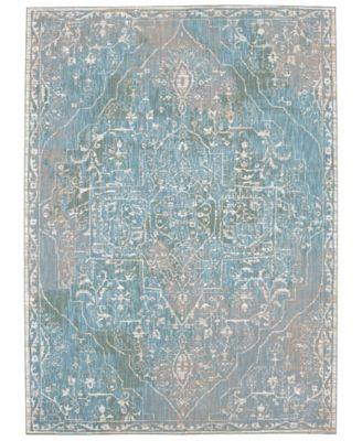 Meraki Chimera Lime 5' x 8' Area Rug