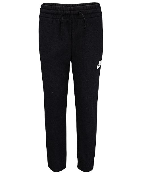 Nike Toddler Boys Dri-FIT Advance15 Knit Jogger Pants