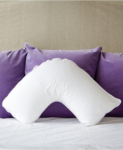 The Pillow Bar Down Alternative Side Sleeper Pillow - Medium