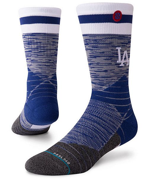Stance Los Angeles Dodgers Diamond Pro Authentic Crew Socks