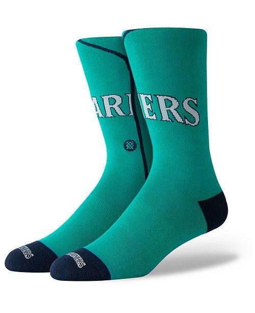 Stance Seattle Mariners Alternate Jersey Series Crew Socks