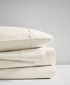 600 Thread Count Full 4-Piece Cooling Cotton Sheet Set