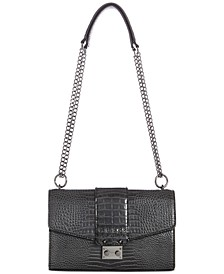 Cleo Convertible Crossbody Flap