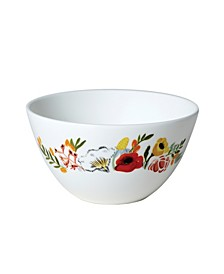 Language of Flowers Cereal/Soup Bowl
