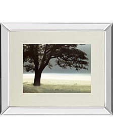 "Enlighten Me by Assaf Frank Mirror Framed Print Wall Art - 34"" x 40"""