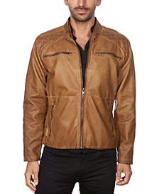 Men's Washed Jacket