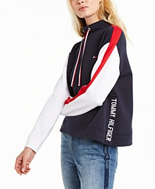 Colorblock Cowlneck Sweatshirt, Created For Macy's