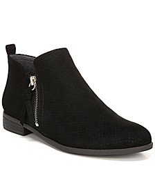 Women's Rate Zip Booties