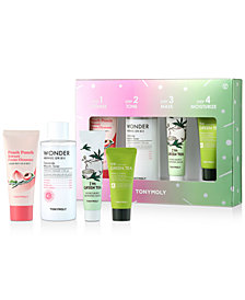 TONYMOLY 4-Pc. Four Steps For Glowing Skin Set, Created for Macy's