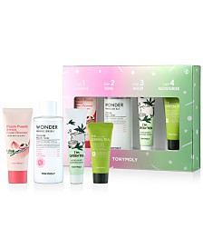 TONYMOLY 4-Pc. Four Steps For Glowing Skin Set