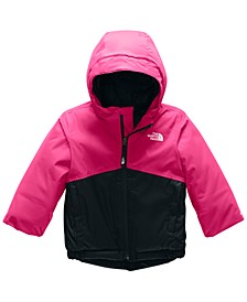 Toddler Girls Snowquest Insulated Hooded Jacket