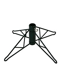 Green Metal Christmas Tree Stand For 12'-15' Artificial Trees