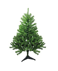 5' Colorado Spruce 2-Tone Artificial Christmas Tree - Unlit