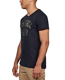 Men's 22 Camo Logo T-Shirt, Created For Macy's