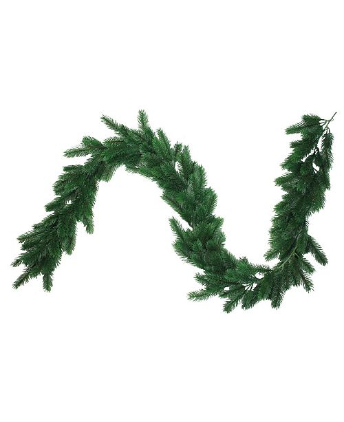 Northlight 6' Decorative Green Pine Artificial Christmas Garland