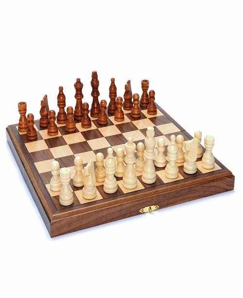WE Games Travel Chess Set