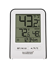 308-1409WT Wireless Temperature Station with Time