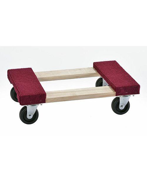 Edsal 1000 lbs. Capacity Wood Dolly