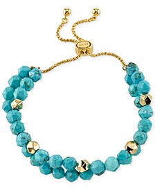 Genuine Beaded Bolo Bracelet