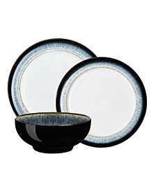 Halo 12 Piece Dinnerware Set, Service for 4