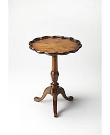 Dansby Oak Pedestal Table