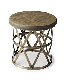 Dobson Industrial Side Table