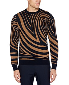Men's Geometric Sweater