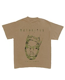 Notorious B.I.G. Men's Graphic T-Shirt