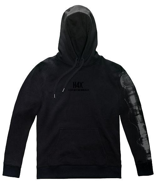 H4X Men's Hoodie with Kangaroo Pocket