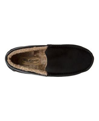 Deer Stags Slipperooz Men/'s Spun Indoor Outdoor S.U.P.R.O Sock Cozy Moccasin...