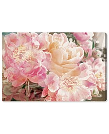 Peonies Know Canvas Art Collection