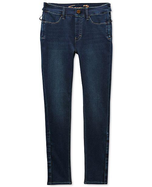 Seven7 Jeans Adaptive Tummyless Skinny Jeans