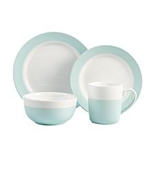 Serene 16Pc Dinnerware Set