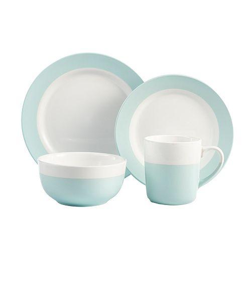 Jay Imports Serene 16Pc Dinnerware Set