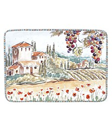 Tuscan Breeze Rectangular Platter