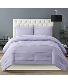 Christian Siriano Kristen Full/Queen Comforter Set
