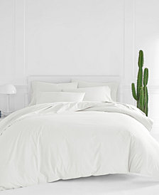 Now House by Jonathan Adler Otto King Duvet Cover Sheet Bonus Set