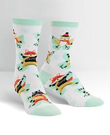 Sock it to me Women's Snow Day Socks