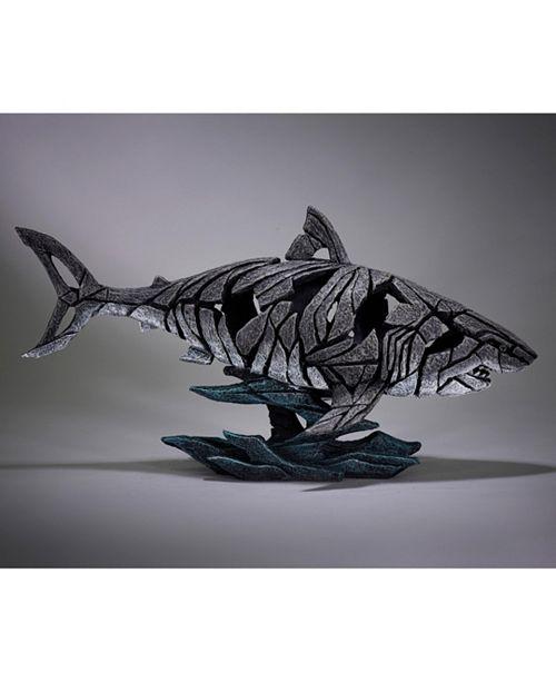 Enesco Edge Shark Figure