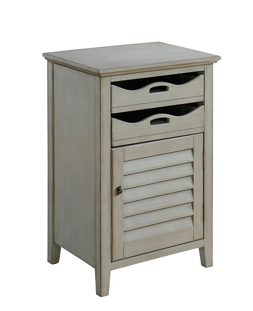 Coast to Coast One Door/Two Drawer Cabinet