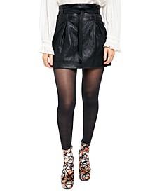 Payton Paperbag Mini Skirt
