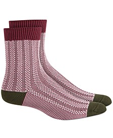 Women's Super Soft Ribbed Bootie Socks